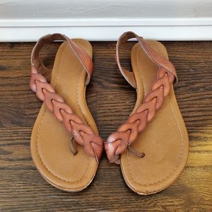 Maurices Braided Sandal